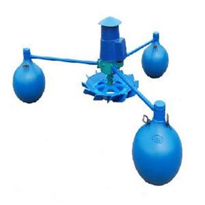 解析叶轮式增氧机的操作注意事项!