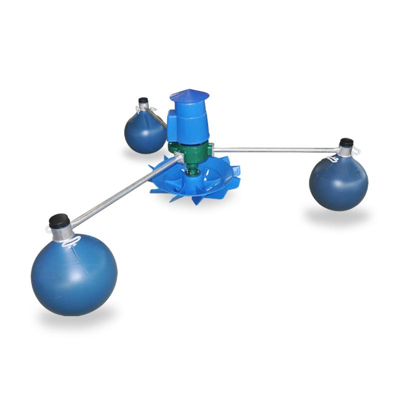 ZY系列叶轮式增氧机