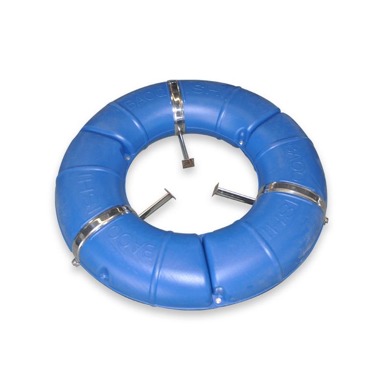 水冷曝气增氧机浮圈