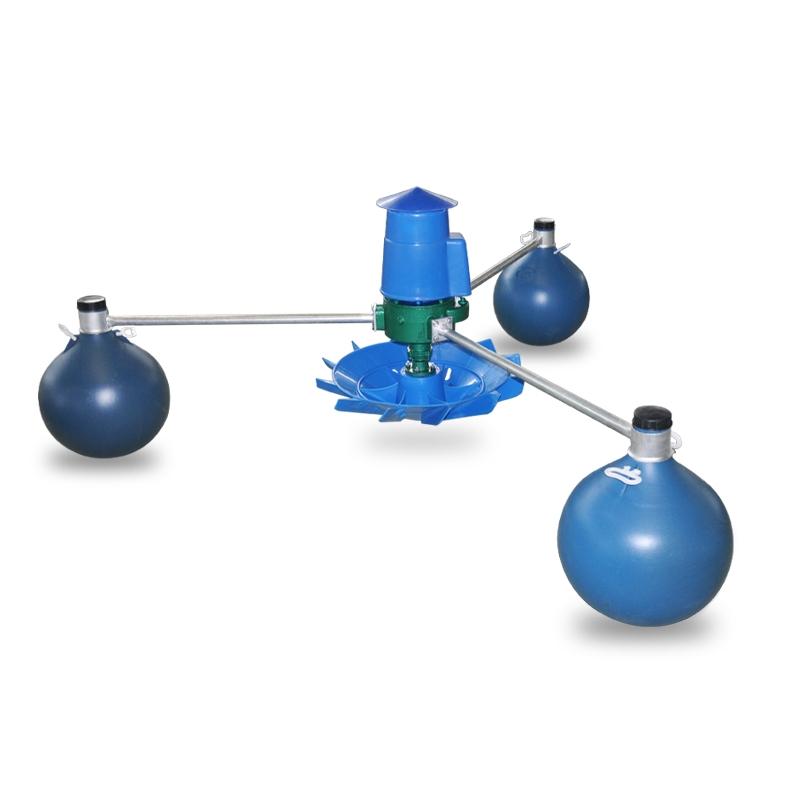 1.5KW叶轮式增氧机