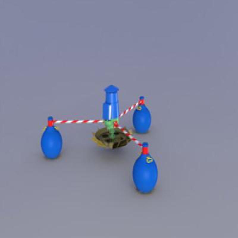 ZY3G叶轮式增氧机